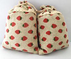 Căpșunele sau lavandă? Ambele!