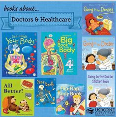 More Doctors and Healthcare  The Book Lady-Usborne Books & www.h5739.myubam.com