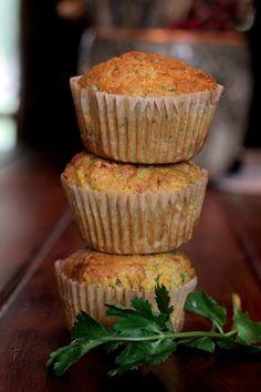 Cheddar Pepper Cornbread Muffin recipe!