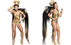 Sabrina Sato.Carnaval 2012