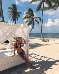 "497 Likes, 14 Comments - Valeria Lipovetsky (@valerialipovetsky) on Instagram: ""Soaking in the last few hours of sun, ocean and silence """