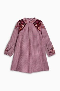 Buy Purple Check Dress (3mths-6yrs) online today at Next: United States of America