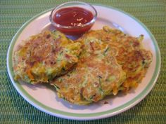 For any toddler, try these weelicious veggie pancakes. Bake them at 450 instead of frying them, they freeze well. My son LOVES THEM!