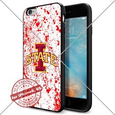WADE CASE Iowa State Cyclones Logo NCAA Cool Apple iPhone6 6S Case #1207 Black Smartphone Case Cover Collector TPU Rubber [Blood] WADE CASE http://www.amazon.com/dp/B017J7Q5LO/ref=cm_sw_r_pi_dp_F5Evwb0QTKD8J