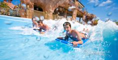Best all inclusive family resort Beaches resorts