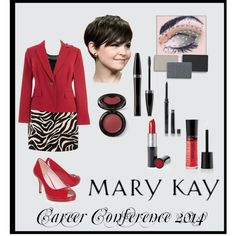 """""""Mary Kay Career Conference Look"""" by dawnofmotherhood on Polyvore"""