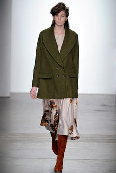 Rachel Comey | Fall 2011 Ready-to-Wear Collection | Style.com Skirt