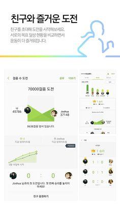 Samsung Health(삼성 헬스)- 스크린샷