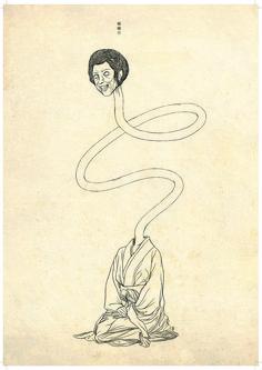Hiro kawahara rokurokubi