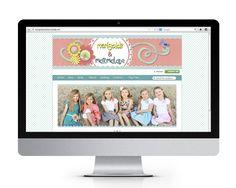 Marigolds & Marmalade website design and development, by The Savvy Socialista.