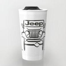 Jeep only Travel Mug