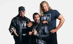 Hollywood Hogan, Kevin Nash & Scott Hall re-form The New World Order for a special fan event later this month in Orlando. Nwo Wrestling, Eric Bischoff, Kevin Nash, Wwe News, Big Daddy, Promotion, Collection, 4 Life, Southern