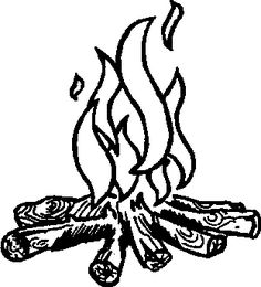 campfire clip art free campfire free lds clipart clip art rh pinterest com  free vector campfire clipart
