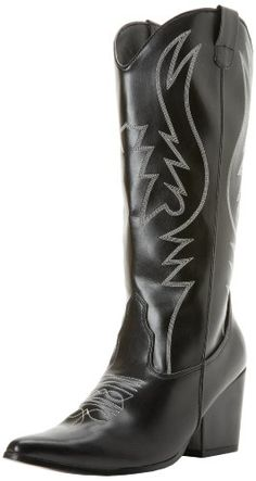 AwesomeNice Funtasma Women's Cowboy-200/BPU Knee-High Boot Riding Boots, Combat Boots, Cowboy Boots Women, Cute Shoes, Women's Shoes, Designer Boots, Cool Boots, Red Shirt, Knee High Boots