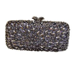 Luxury Crystal Clutch Bag Colorful Women Evening Bags Paisley Party Pochette Bag Bridal_14     https://www.lacekingdom.com/
