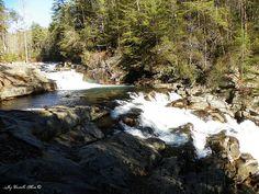 Cohutta Wilderness: Jacks River Falls