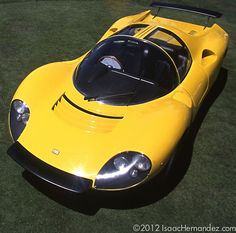 Pininfarina Ferrari Dino 206 Competizione 1967