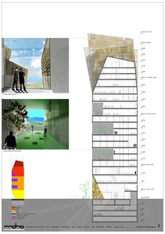 Mixed Use Tower | Moho Architects #section