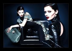 Gucci Campaign Fall Winter 2013/2014 by Mert & Marcus