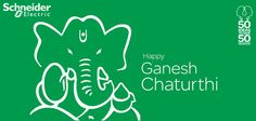 Wishing all of you a happy 'Ganesha Chaturthi'. May success and prosperity be bestowed on you all.