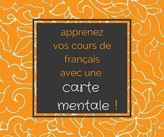 Apprendre+ses+cours+de+français+avec+une+carte+mentale