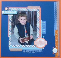 ScrapMuch? Sketch-y Friday with Team B | August 21 2015 DT layout by Lyne