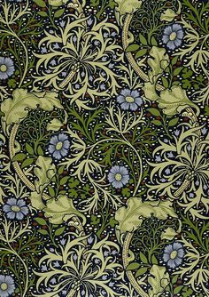 1000+ images about Repeat Patterns on Pinterest | William Morris ...