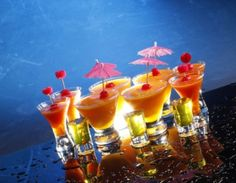 Fresh Drinks - Summer, Fruity, Drink, Cocktail, Orange, Skyphoenixx1, Refresh, Abstract, Composition, Photography