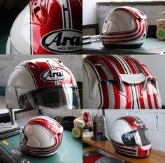 Arai RX-GP by MagaroPaintings