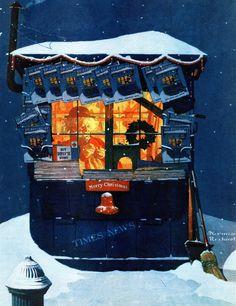 Christmas Paperman