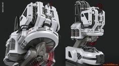 Halo 4 Fan Art, Josh Dina on ArtStation at https://www.artstation.com/artwork/halo-4-fan-art