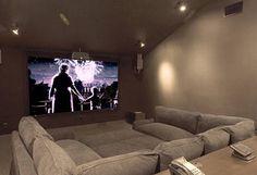 Al #cine en casa Vive tu propia experiencia hollywoodiense #inspiración #deco…