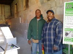 """""""Your product is making the framing so much easier and faster for the guys, but also I think it was the best application given the condition of that side of the building,"""" Askia Enterprise"""