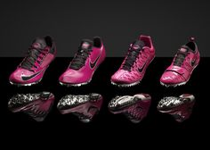 NIKE, Inc. - Track and Field Footwear Fit for Champions