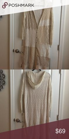 Free people cardigan Free people cardigan new runs large Free People Sweaters Cardigans