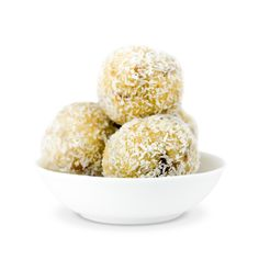 White Chocolate and Coconut, are we in heaven? If you are in dire need of a sweet fix, these protein balls are just the thing. Combining our vanilla protein, almond milk and cacao butter the result is a delicious white chocolate flavour that'll have you reaching for more! Ingredients 30g ...