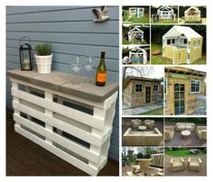 2014 is over and we are now ready to face 2015 with even more projects and ideas made from repurposed wooden pallets! Before going on with 2015, here is our little Top 5 with our most popular ideas of 2014 ! Enjoy ! 1. Our most popular idea of 2014: &qout;Easy DIY project: Pallet outdoor Bar&qout; As simple a…
