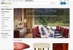 eBays new high-end furniture shop eBay Collective includes a visual search engine Ebay this morning launcheda new site dedicated to shopping for furniture and other items for the home. Called eBay Collective the site also takes advantage of technologyfrom the companys recently announced acquisition of visual search engine Corrigon which it bought for under $30 million. On eBay Collective the technology has been integrated to power a Shop the Room feature which lets online shoppers hover over…
