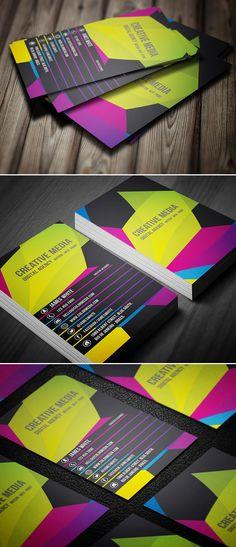 Creative Business Card 2 by Jorge Lima (via Creattica)