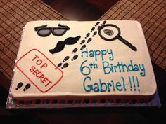 Image result for lock mystery cake