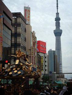from Asakusa