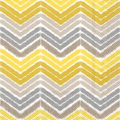 Ideal Home Range 20 Count Ikat Stripe Yellow Paper Cocktail Napkins -- Read more reviews of the product by visiting the link on the image. (This is an affiliate link)