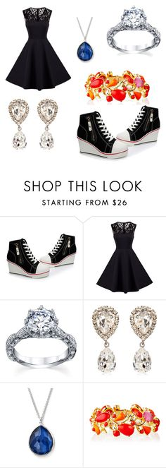 """""""Untitled #78"""" by tracy-douglas-1 on Polyvore featuring Dolce&Gabbana, Ippolita and Ben-Amun"""