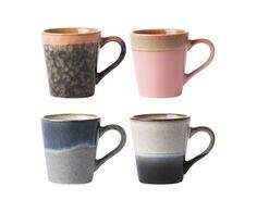 Môj zoznam želaní   WestwingNow Mugs Set, Retro, E Design, Tableware, Top, Home, Mistress, Spring, Beautiful Homes