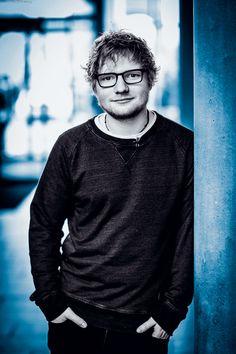 in love with Ed Sheeran