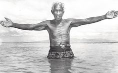 Duke Kahanamoku: Surfing Legend Still Makes Waves