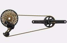 SRAM Unveils 12-Speed Drivetrain  http://www.bicycling.com/bikes-gear/reviews/sram-unveils-12-speed-drivetrain?cid=soc_BICYCLING%20magazine%20-%20bicyclingmag_FBPAGE_Bicycling__