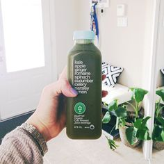 Green juice now for black tie later. How are you prepping for the #MetGala? : @lianakangas #LiveBalanced
