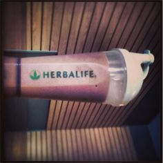 Herbalife Shake Recipes – Chocolate Formula 1 Shake Mix