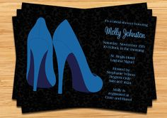 Bridal shower invitations shoe theme bridal by knotjustweddings bridal shower invitations shoe theme bridal by knotjustweddings 195 elegant wedding invitations pinterest shower invitations bridal showers and filmwisefo